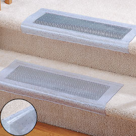 Perfect ... Stair Carpet Protector By The U0027wrappers U0027 Paradox Lies At The  Heart Of Everything ...